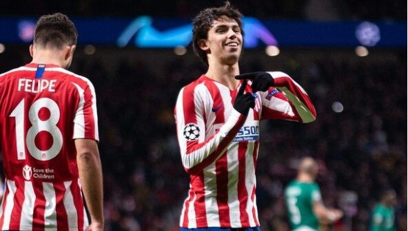 Atletico Madrid V