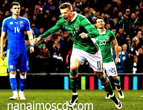 Republic of Ireland VS Slovakia