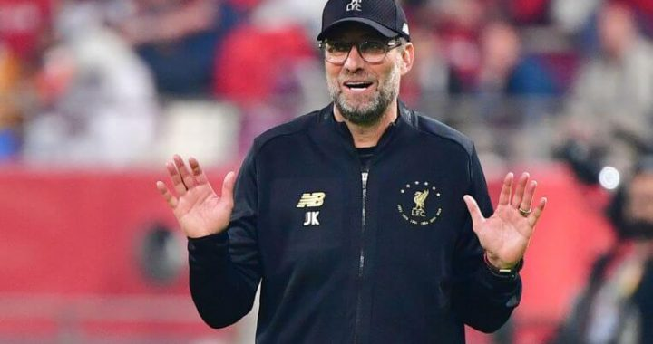 Liverpool manager