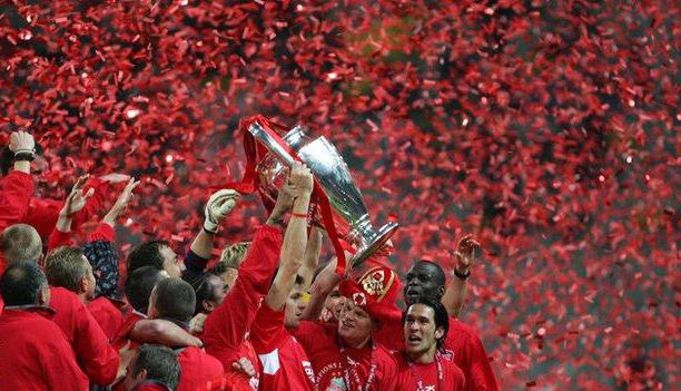 Liverpool beat AC Milan