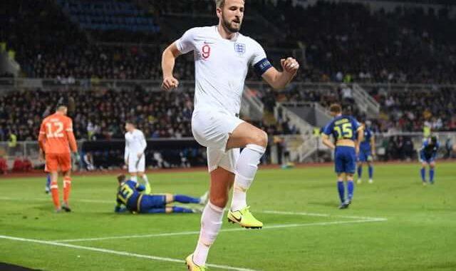 Gareth Southgate หนุน Harry Kane