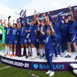 Chelsea retain WSL ด้วยการชนะเร้ดดิ้งในวันสุดท้าย